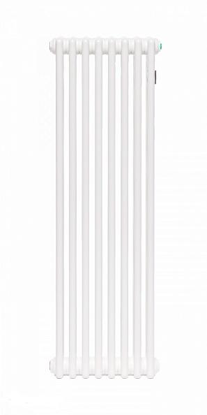 """Трубчатый радиатор Arbonia 2180/10 секций с боковой подводкой, 3/4"""", RAL 9016 (белый)"""