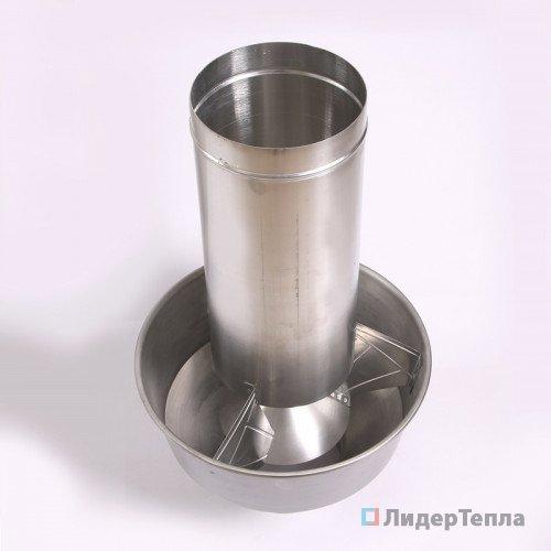 Вытяжной колпак для котла BAXI, диам.160 мм для SLIM 1.400iN, SLIM 1.490 iN (KHW71406881)