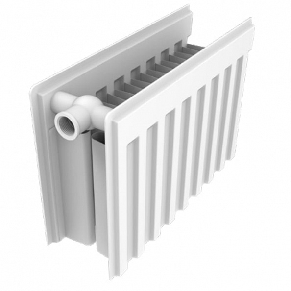 Стальной панельный радиатор SPL CC 22-3-19 (300х1900) с боковым подключением
