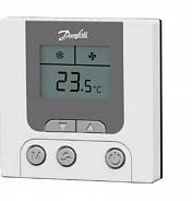 Danfoss (Данфосс) RESD-HC4 Термостат электронный комнатный (193B0914)