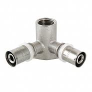 Пресс-водорозетка проходная Valtec 16 х 1/2 (VTm.234.N.160416)