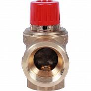 """Клапан предохранительный Stout SVH для систем отопления, 1 1/4""""x1 1/2"""", 1.5 бара (SVS-0001-001532)"""
