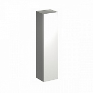 Шкафчик высокий Geberit Xeno 400х1700х351 мм, белый глянец (500.503.01.1)