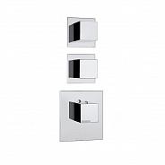 Термостат для ванны Bossini Outlets (Z032203.030) на два потребителя