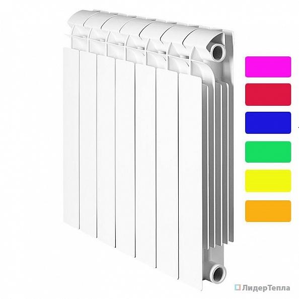 Радиатор биметаллический Global Style Plus 350 (1 секция)