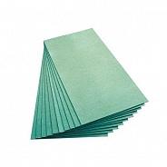 """Подложка """"Изопак"""" листовая полистирол зеленая 100х500х3 мм 5 кв.м упаковка"""