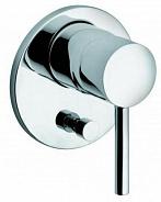 Смеситель для ванны скрытого монтажа Kludi Bozz (387160576)