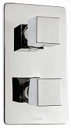 Термостат для ванны и душа Bossini Cube New (Z00061.030) хром