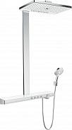 Душевая система Hansgrohe Rainmaker Select 460 3jet Showerpipe бел/хром (27106400)