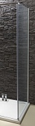 Боковая панель Jacob Delafon Contra (E22FC80-GA) прозрачное стекло, 90х195 см