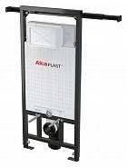 Инсталляция для подвесного унитаза Alcaplast A102 (A102/1200) для сухой установки