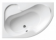 Акриловая ванна Ravak Rosa I (CM01000000) (160x105) левая