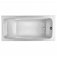 Акриловая ванна Jacob Delafon Elite (E6D031-00) 170x75 с ножками, щелевой слив