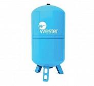 Гидроаккумулятор для водоснабжения Wester WAV 300 (top) вертикальный (арт. 0141515)