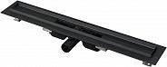 Душевой лоток Alcaplast APZ101 (APZ101BLACK-750) 750 мм черный матовый