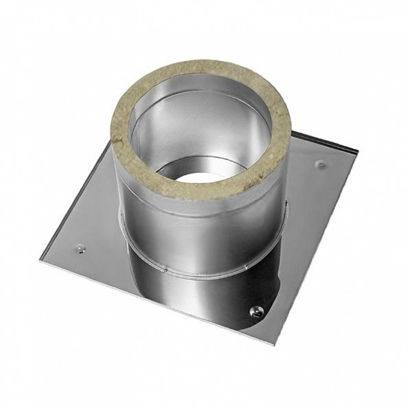 ППУ круг Ferrum 200 мм с термоизоляцией, нержавейка
