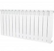 Радиатор биметаллический Stout Space 500 14 секций боковое подключение (SRB-0310-050014)