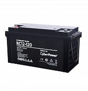Аккумуляторная батарея для ИБП SS CyberPower RС 12-120 (арт. RС 12-120)