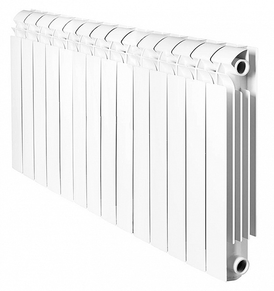 Алюминиевый радиатор Global Vox-R 500 14 секций