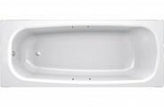 Ванна стальная BLB Anatomica HG (B75L handles) 170х75 с шумоизоляцией и отверстиями для ручек
