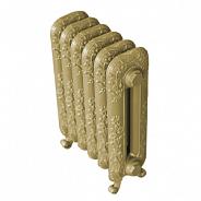 Чугунный ретро-радиатор Exemet Magica 700/500 1 секция, размер с ножками 700x185x72мм