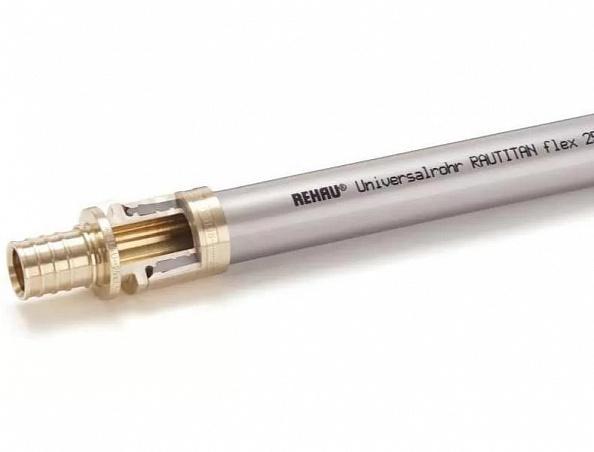 Труба Rehau Rautitan flex 25х3,5 (арт. 11303901050)