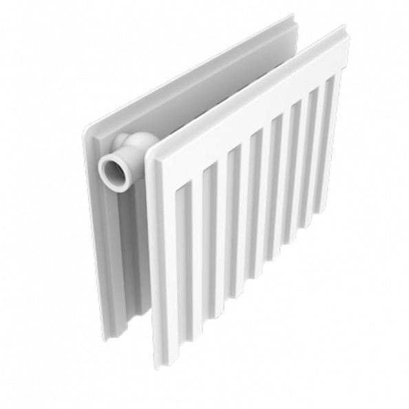 Стальной панельный радиатор SPL CV 20-5-05 (500х500) с нижним подключением