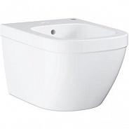 Биде подвесное Grohe Euro Ceramic 39208000 альпийский белый