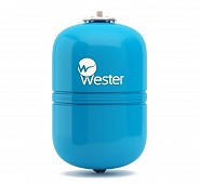Гидроаккумулятор для водоснабжения Wester WAV 18 вертикальный (арт. 0141040)