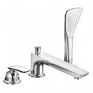 Смеситель для ванны Kludi Balance (524470575) на борт ванной