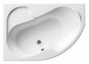 Акриловая ванна Ravak Rosa I (CI01000000) (140x105) левая