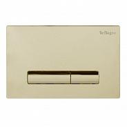 Кнопка смыва BelBagno Genova, 15x23x0,65 см, золото (BB022-GV-ORO)