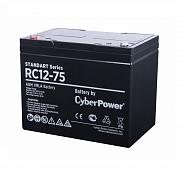 Аккумуляторная батарея для ИБП SS CyberPower RС 12-75 (арт. RС 12-75)