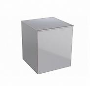 Шкафчик боковой Geberit Acanto 450x520x476 мм, песчаное стекло (500.618.JL.2)