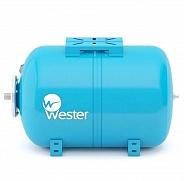 Гидроаккумулятор для водоснабжения Wester WAO 80 горизонтальный (арт. 0140990)