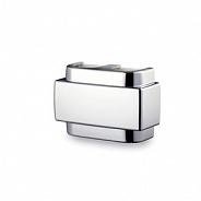 Маскировочная крышка SR Rubinetterie для узлов 50 мм, цвет хром (0713-0000C000)