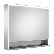 Зеркальный шкаф с подсветкой 800х735х165 мм Keuco Royal Lumos, для монтажа на стене (14302 171301)