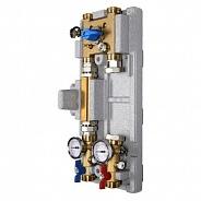 """Насосный модуль с байпасом и трехходовым клапаном Valtec 1 1/4"""" (VT.VAR20.G.07)"""