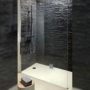 Душевой уголок Jacob Delafon Contra (100х200 см) (E22W100-GA) (прозрачное стекло)