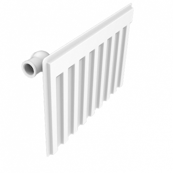 Стальной панельный радиатор SPL CV 10-3-15 (300х1500) с нижним подключением