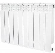 Радиатор биметаллический Stout Space 500 10 секций боковое подключение (SRB-0310-050010)