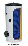(121090101) Бойлер Drazice OKC 300 NTRR/BP накопительный вертикальный, напольный с боковым фланцем