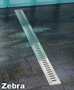 Душевой лоток Ravak Zebra (X01393) (1050 мм)
