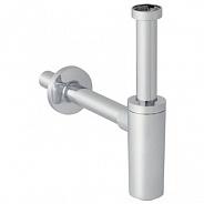 Сифон для раковины Geberit Uniflex хром (151.035.21.1)