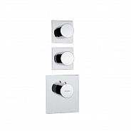 Термостат для ванны Bossini Outlets (Z031203.030) на два потребителя