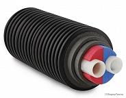 Теплотрасса Uponor Ecoflex Thermo Twin PN6 2Х32Х2,9/175 (1м) (арт. 1018135)