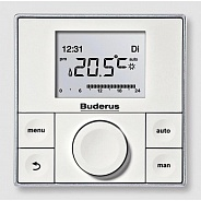Комнатный регулятор Buderus RC150 (арт. 7738111021)