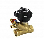 Danfoss (Данфосс) MSV-BD Ручной балансировочный клапан с внутренней резьбой 1/2 (003Z4001)