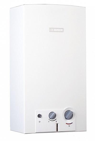 Газовый проточный водонагреватель Bosch WR10-2 B23 автоматический розжиг от батареек (арт. 7701331617)