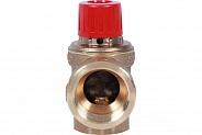 """Клапан предохранительный Stout SVH для систем отопления, 2 1/4""""x1 1/2"""", 3 бара (SVS-0001-003032)"""